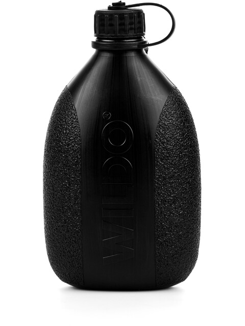 Wildo Hiker Bottle 700ml Black
